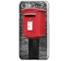 Kilburn Postbox iPhone Case/Skin