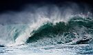 Winter Waves At Pipeline 2 by Alex Preiss