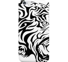 tiger tribal iPhone Case/Skin