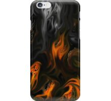 iPhone case... called...Old flame... iPhone Case/Skin