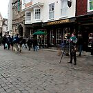 Canterbury - Capturing The Moment  by rsangsterkelly