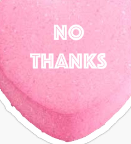 Tumblr Candy heart Sticker