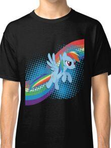 Rainbow DASH! Classic T-Shirt