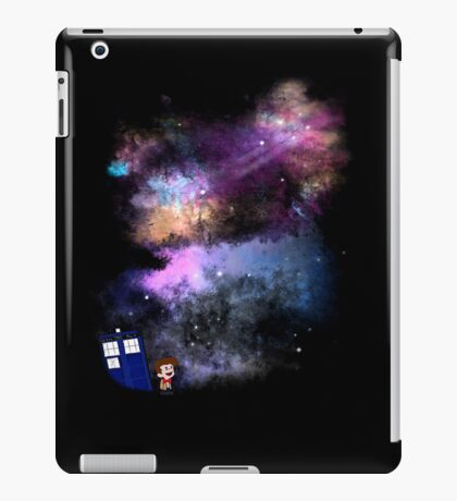 A Boy and His Box - iPad/iPhone Case iPad Case/Skin