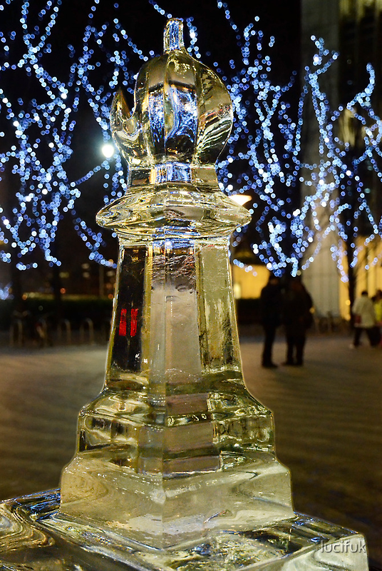 London Ice Sculpting Festival 2013 by lucifuk
