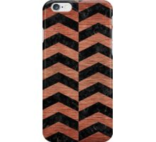 CHV2 BK MARBLE COPPER iPhone Case/Skin