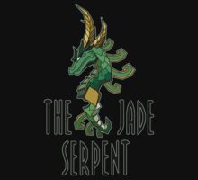 Jade Serpent by Sirkib