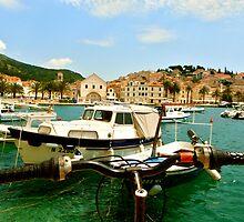 Hvar, Croatia by Sarah Maria B