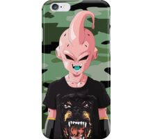 Human Aliens x DBZ iPhone Case/Skin