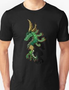 Jade Serpent (offset) T-Shirt