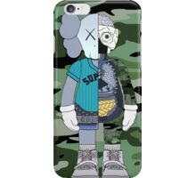 Human Aliens x Companion iPhone Case/Skin