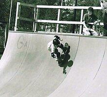 Skate Hard by Jennifer Ingram