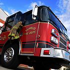 Tupelo Fire Dept.#4 by Thomas Eggert