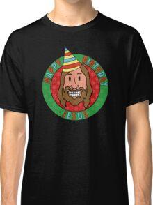 Happy Birthday Jesus Classic T-Shirt