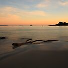 waubs bay, bicheno. eastcoast, tasmania by tim buckley | bodhiimages