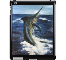 deep sea series #1 iPad Case/Skin