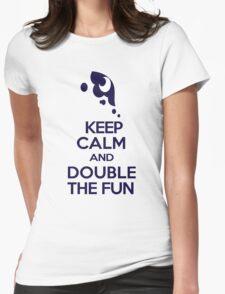 Princess Luna - Keep Calm and Double The Fun T-Shirt