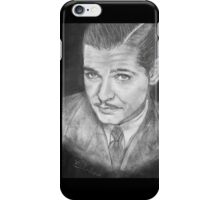 Clark Gable -  young iPhone Case/Skin