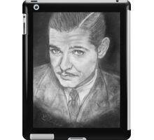 Clark Gable -  young iPad Case/Skin