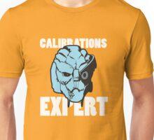 Calibrations Expert Unisex T-Shirt