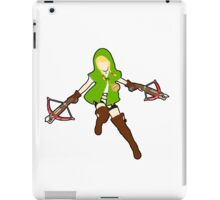 Linkle iPad Case/Skin