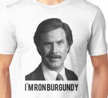 Hi! I'm Ron Burgundy Unisex T-Shirt