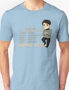 Doctor Leonard Mccoy T-Shirt
