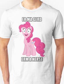 Oh Meh Gerd Pinkie Pie Unisex T-Shirt