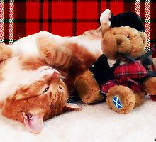 My Bonny Wee Pal by Kristie Theobald