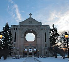 St Boniface Cathedral by Stephen Thomas