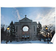St Boniface Cathedral Poster