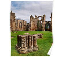 Elgin Cathedral (5) Poster