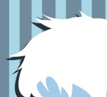 Jack Frost Simplistic Design Sticker