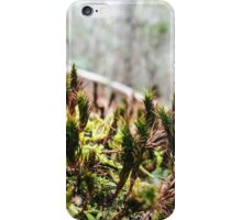 Mountain Moss iPhone Case/Skin