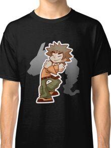 The Rock-Solid Pokémon Trainer! Classic T-Shirt