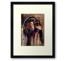 Christina Ink 1 Framed Print