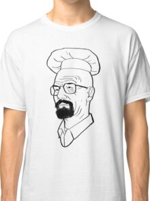 Breaking Bad - Kiss The Cook Classic T-Shirt