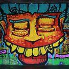 Street Art: global edition # 5 by fenjay
