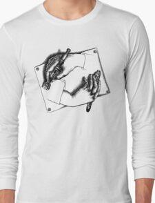 DOCTOR HANDS Long Sleeve T-Shirt