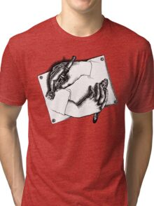 DOCTOR HANDS Tri-blend T-Shirt