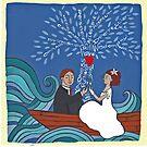 Ocean of love by Orana