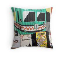 Street Art: global edition # 27 Throw Pillow