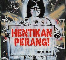 Street Art: global edition # 12 by fenjay