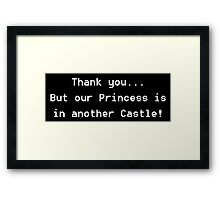 In Another Castle Framed Print