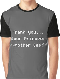 In Another Castle Graphic T-Shirt