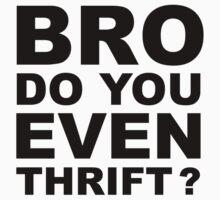 Bro, Do You Even Thrift? Kids Clothes