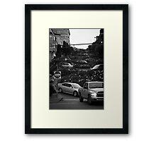 Lombard Street | San Francisco Framed Print