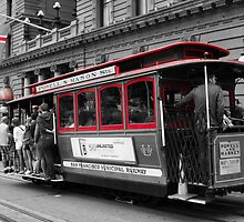 Cable Cart | San Francisco 2012 by RedDash