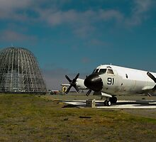 NASA Hangar One | San Jose  by RedDash