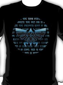 The Hylian Crest- Redux T-Shirt